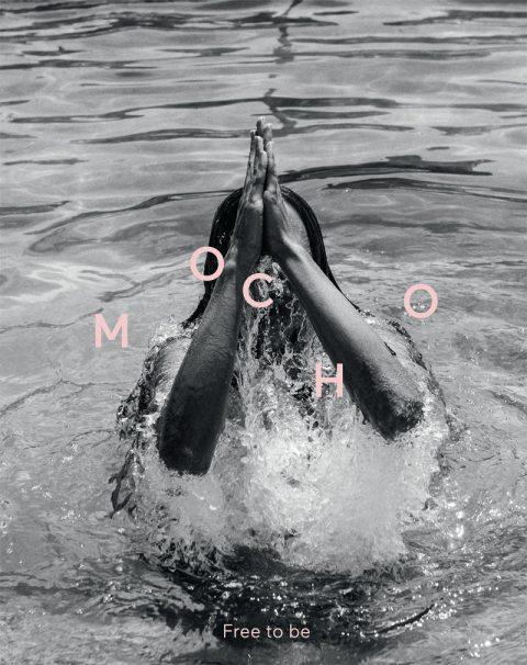 Mocho - Women's surf poncho
